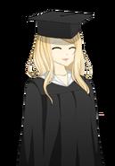 Sadie Graduation Cheerful