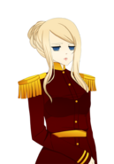 Sadie Military Sad