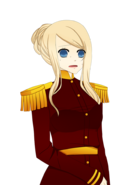 Sadie Military Nervous