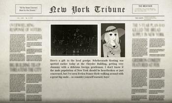 Ahmose New York After Turkey Newspaper