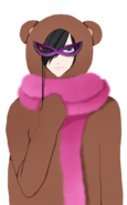 Roland Bear Grim