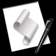 AppleScript Logo