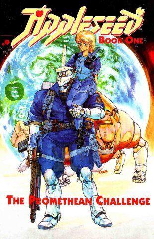 Appleseed Manga Appleseed Fandom