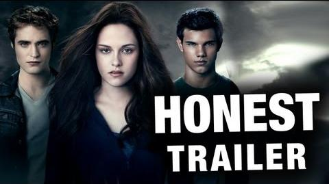 Honest Trailers - Twilight 3 Eclipse