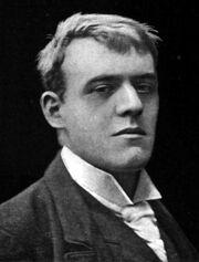 Hilaire Belloc Portrait