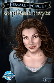 FEMALE-FORCE-Stephenie-Meyer-Comic-Book-1-
