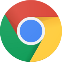 Chrome logo 2016