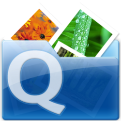 QuickPic logo