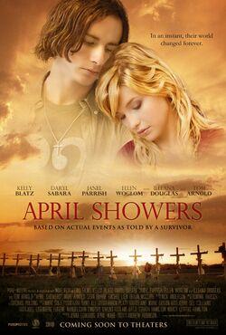 April showers poster