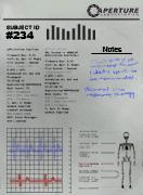 Aperture clipboard 234