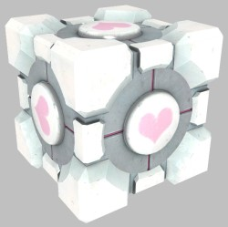 250px-Weighted Companion Cube
