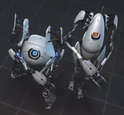 250px-Portal 2 robots facing a puzzle 2