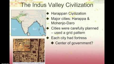 AP World History Period 1- Indus River Valley Civilizations Part I