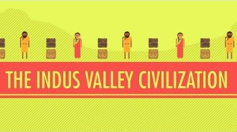 Indus Valley Civilization- Crash Course World History -2