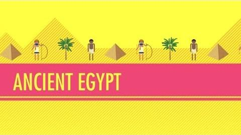 Ancient Egypt- Crash Course World History -4
