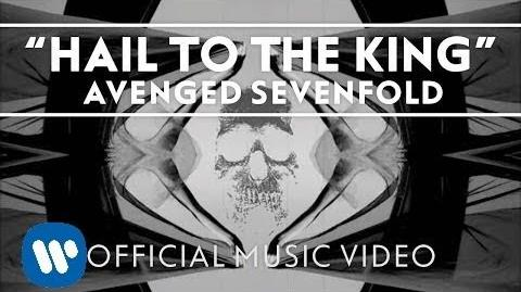 Avenged Sevenfold - Hail To The King Official Music Video-1