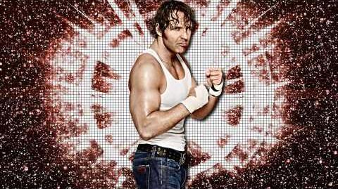 "WWE ""Retaliation"" ► Dean Ambrose 4th Theme Song"