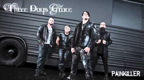 """Three Days Grace - """"Painkiller""""-2"""