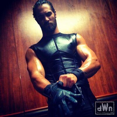 Rollins-backstage