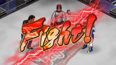 Monday Night Lucha Intro