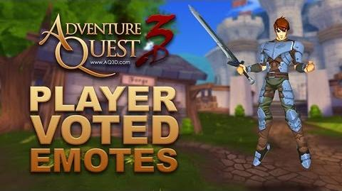AQ3D Player Voted Emotes Progress