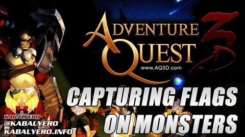 Capturing Flags On Monsters O o » Let's Play AdventureQuest 3D 4 (STEAM Early Access)