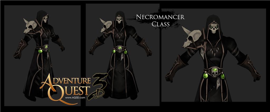 Necromancer (Class) | AQ3D Wiki | FANDOM powered by Wikia