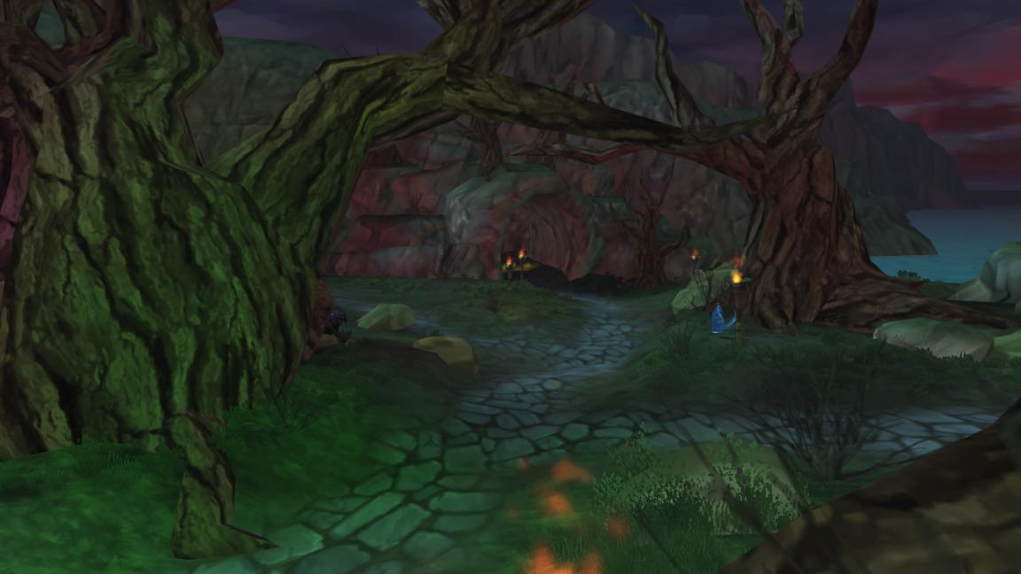 Doomwood Forest | AQ3D Wiki | FANDOM powered by Wikia