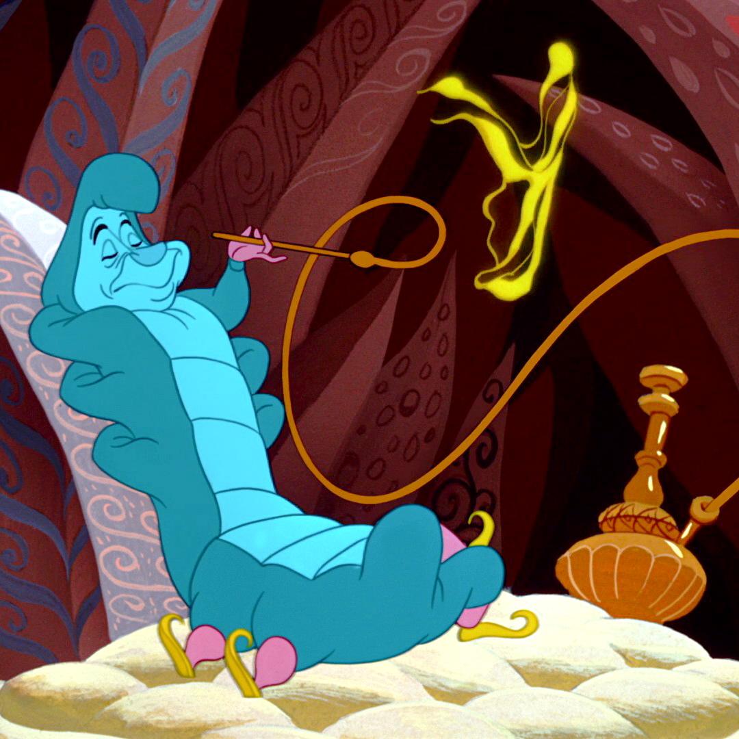 Alice in wonderland cartoon characters-3648
