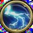 Lightning Strike Skill Button