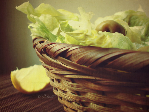 """File:""""Lettuce is like conversation; it must be fresh and crisp, so sparkling that you scarcely notice the bitter in it"""".jpg"""