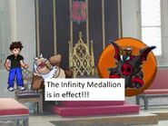 Infinity Medallion