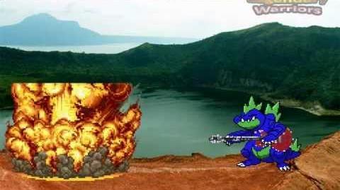 Legendary WarriorsEpisode1 WTF ? (Reupload) 720 p HD