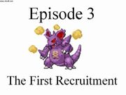 The First Recruitment