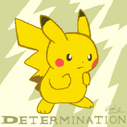 Mascot of Determination