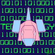 Mascot of Technology