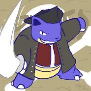 Mascot of Pirates