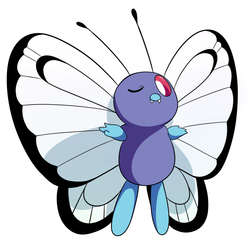 butterfree pastel poison pin wikia fandom powered by wikia