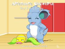 AU-BFF Cover