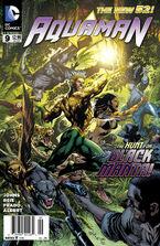 Aquaman Vol 7-9 Cover-1