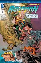Aquaman Vol 7 Annual-2 Cover-1