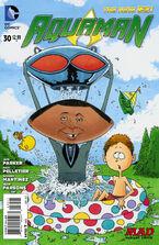 Aquaman Vol 7-30 Cover-2