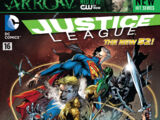 Justice League (Volume 2) Issue 16