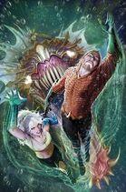 Aquaman Vol 8 28 Textless