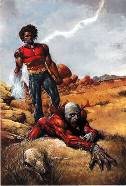 The Brightest Day Aqualad and Deadman