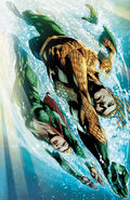 Aquaman and Mera-2