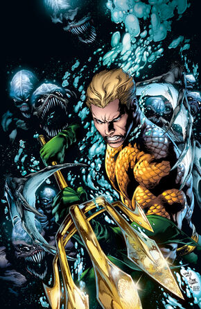 Aquaman Vol 7-1 Cover-1 Teaser