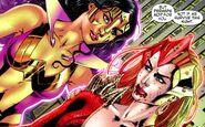 Red Lantern Mera vs Star Sapphire Wonder Woman-2