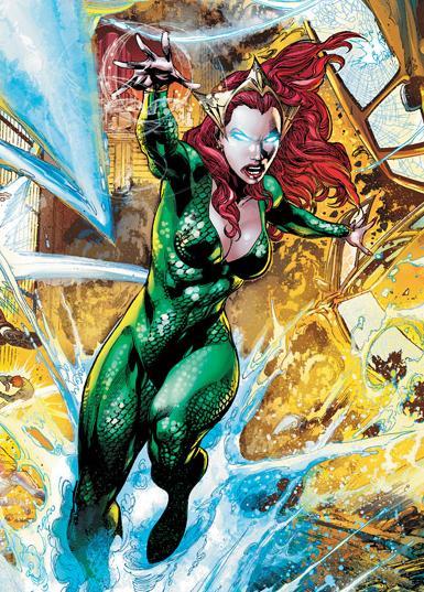 Mera | Aquaman Wiki | FANDOM powered by Wikia
