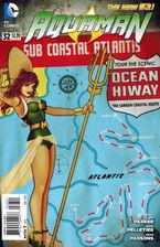 Aquaman Vol 7-32 Cover-2